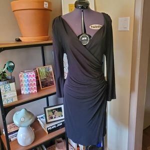 L.K. Bennett Wrap Dress